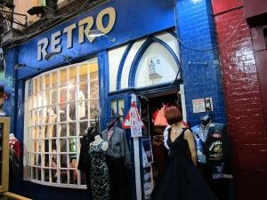 George's Street Arcade - Retro