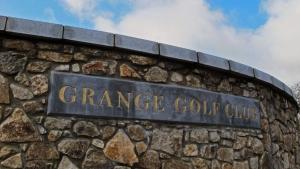 Grange Golf Club - Entrance