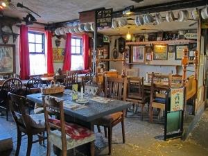 Johnnie Fox's - Main Bar Area Dining Room