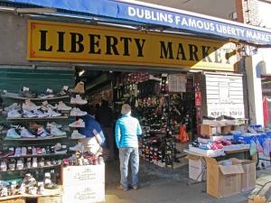 Liberty Market - Entrance