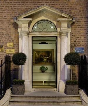The Merrion - Entrance