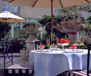The Merrion - The Garden Terrace