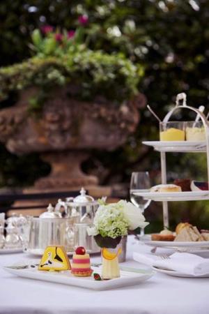 The Merrion - 'Art Tea' (Garden Terrace)