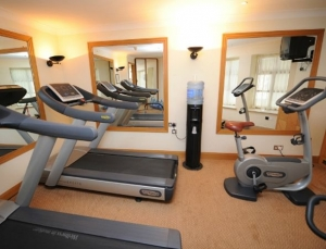 O'Callaghan Alexander Hotel - Gym
