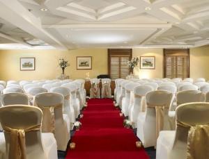 O'Callaghan Alexander Hotel - Weddings (Ascot Suite)