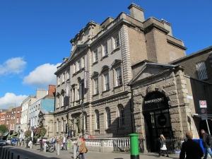 Powerscourt Centre - South William Street Entrance