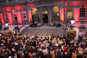 Powerscourt Centre - Dublin Fashion Festival, September 2012