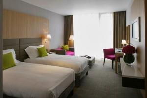 Radisson Blu Royal Hotel Dublin - Standard Twin Room