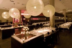Radisson Blu Royal Hotel Dublin - V 'n V (Brasserie de Verres en Vers)