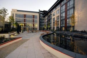 Radisson Blu Royal Hotel Dublin - Landscaped 1st Floor Terrace