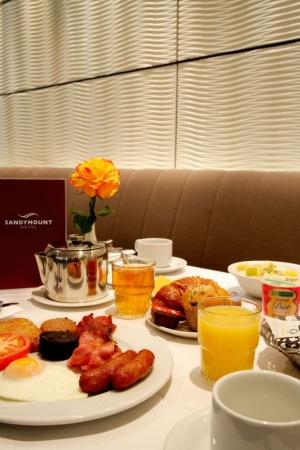 Sandymount Hotel Dublin - Full Irish Buffet Breakfast