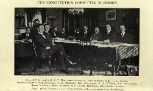The Shelbourne Hotel - The Constitution Committee
