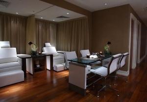 The Shelbourne Hotel - The Spa Manicure Area