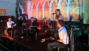 Steeple Sessions Summer Concert Series