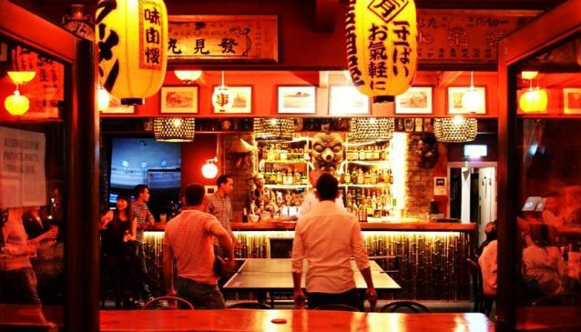 Tengu Izakaya (Tengu Bar) at Yamamori Sushi
