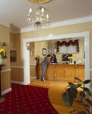 The Uppercross House Hotel - Reception