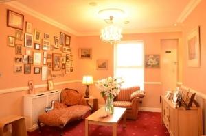 Uppercross House Hotel - Dedication Lounge