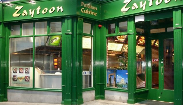 Zaytoon (Camden Street)