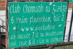 Club Chonradh na Gaeilge (The Gaelic League)