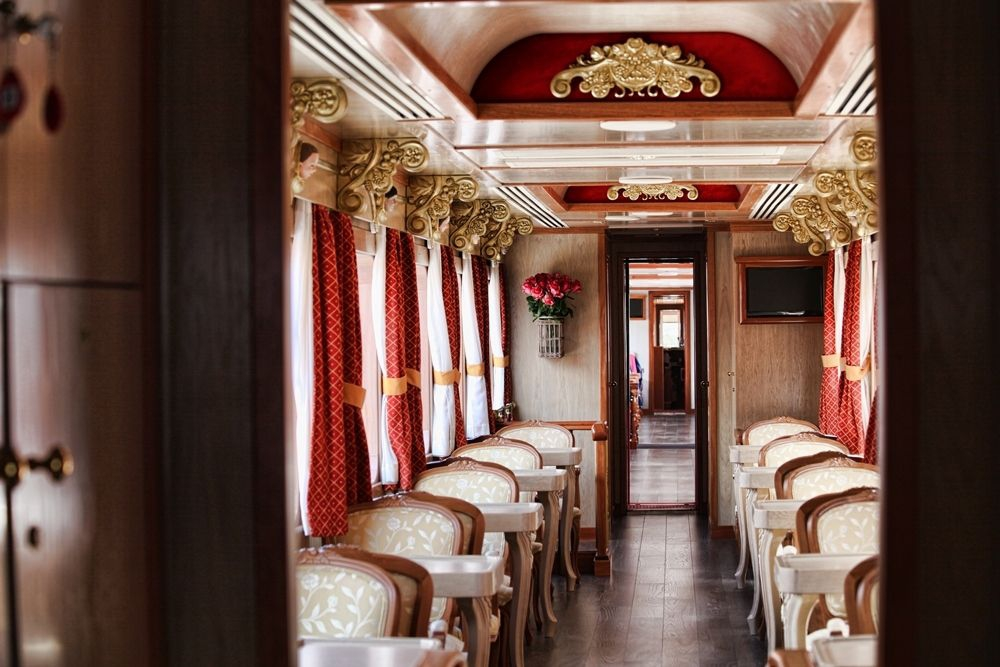 Cruise Train (photo credits: Tren Ecuador)