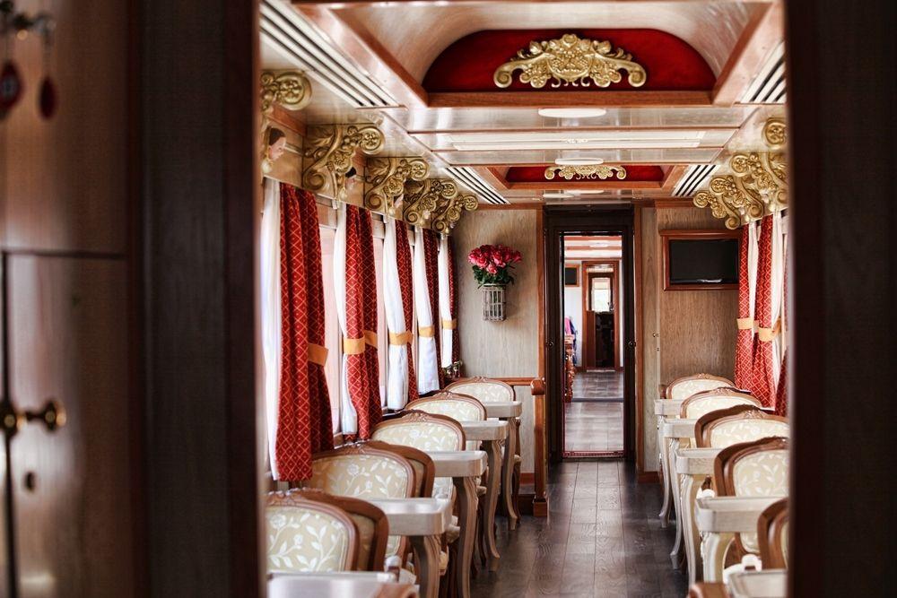 Cruise Train (photo credits: Tren Ecuador)