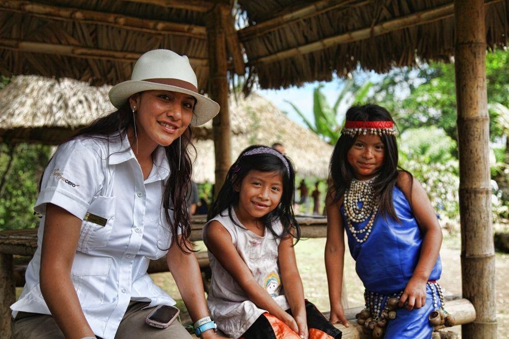 Cruise Train - Shuar Coastal Community Visit (photo credits: Tren Ecuador)