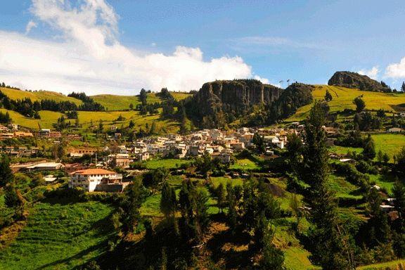 Salinas of Guaranda, Bolivar Province