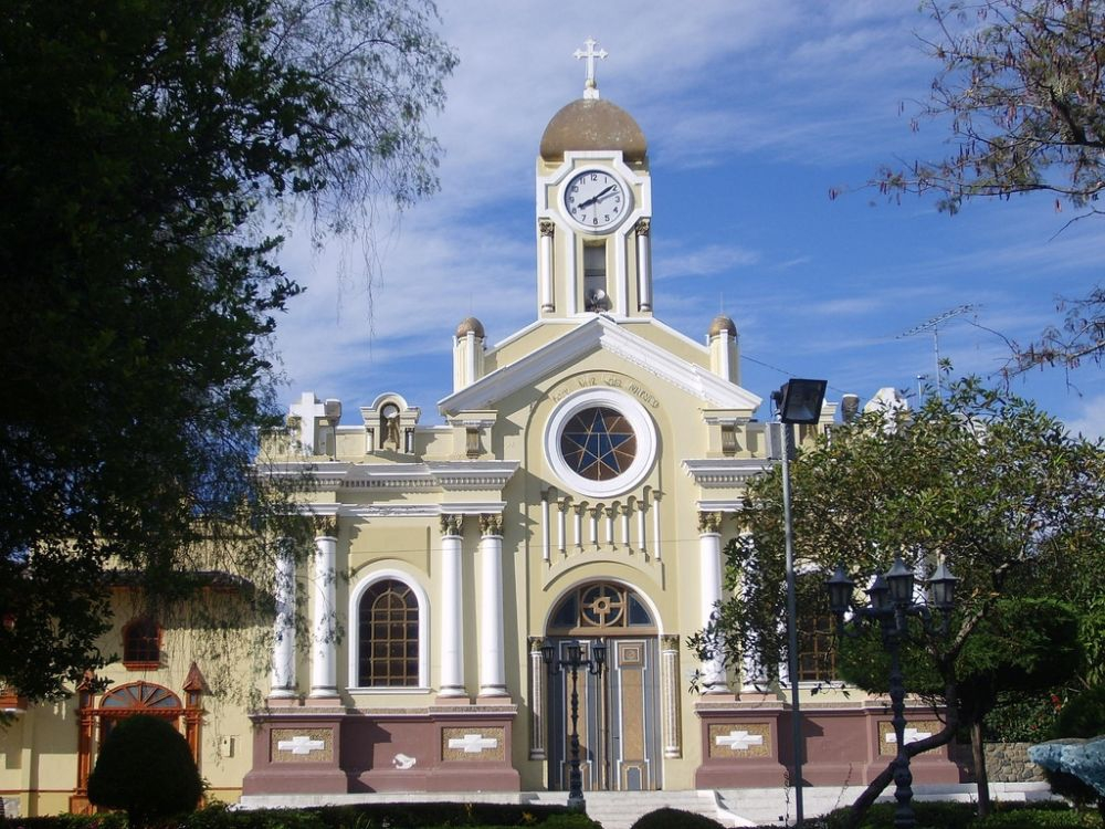 Vilcabamba Church