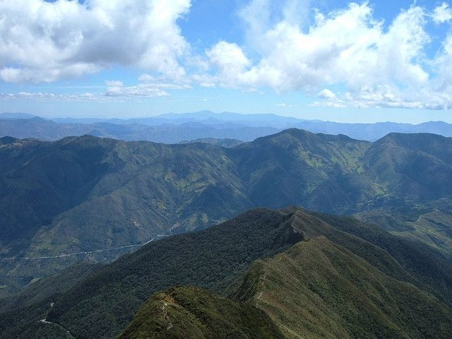 Podocarpus National Park (photo credits: doraemon5wiki)