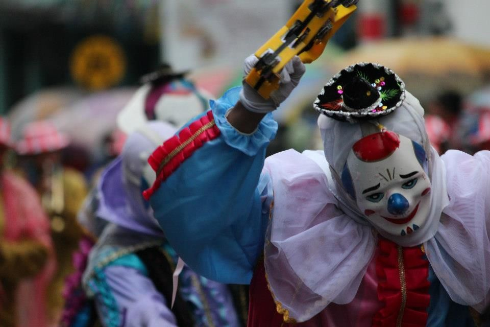 Guaranda Carnival (photo courtesy of Carnaval de Guaranda)