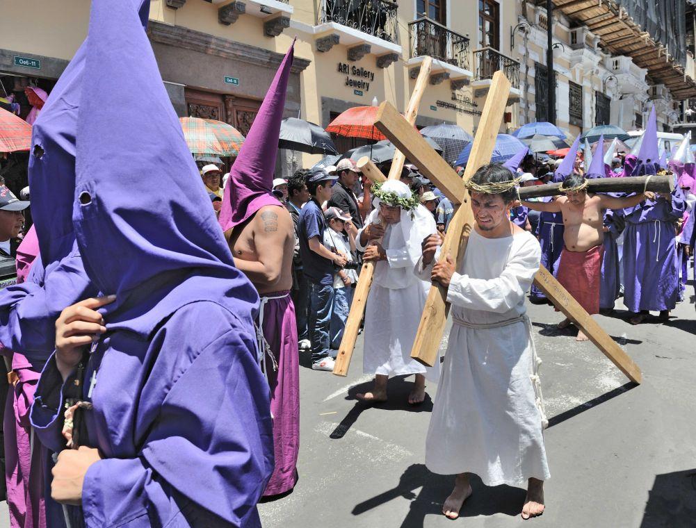 """Jesús del Gran Poder"" Procession"