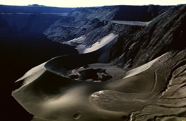 Cerro Azul (Photo credits: Smithsonian Institution)