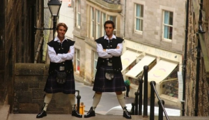Culture, Castles and Kilts in Edinburgh
