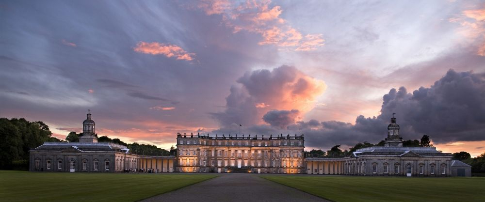 Hopetoun House Sunset