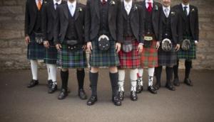 Kilt up, Edinburgh!