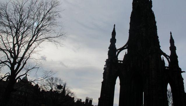 Literary Edinburgh