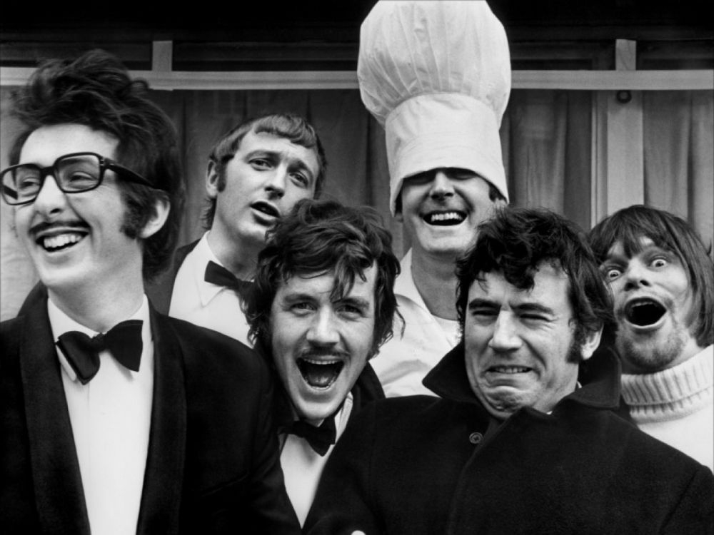 Many acts have found fame from the fringe. Image: Monty Python