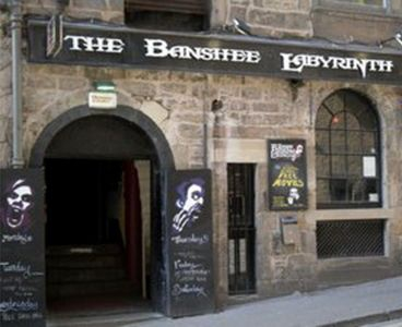 The Most Haunted Pub in Edinburgh