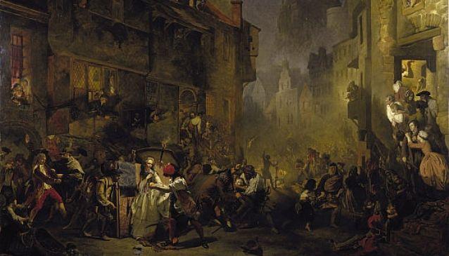 The Dark Past of Edinburgh's Grassmarket