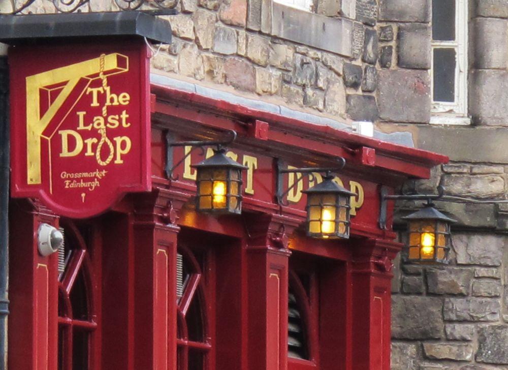 The Last Drop Pub