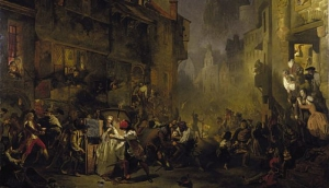 The Dark Past of Edinburgh's Grassmarket