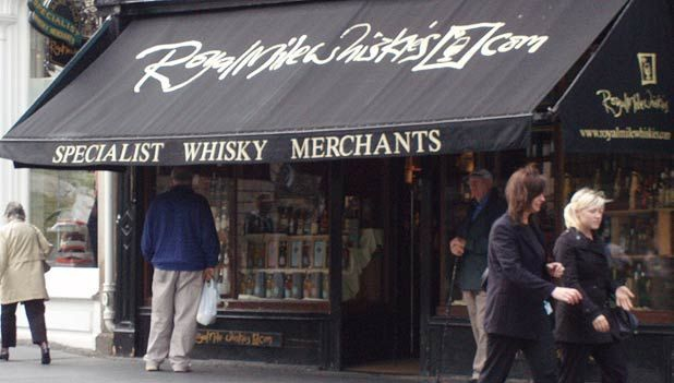 The Royal Mile Whiskies