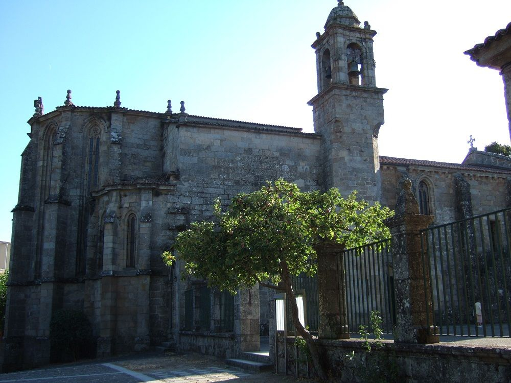 Church of Santo Domingo, Ribadavia