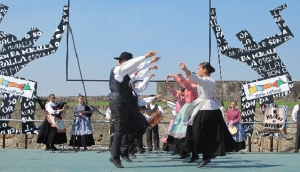 Feisty Fiestas in Galicia