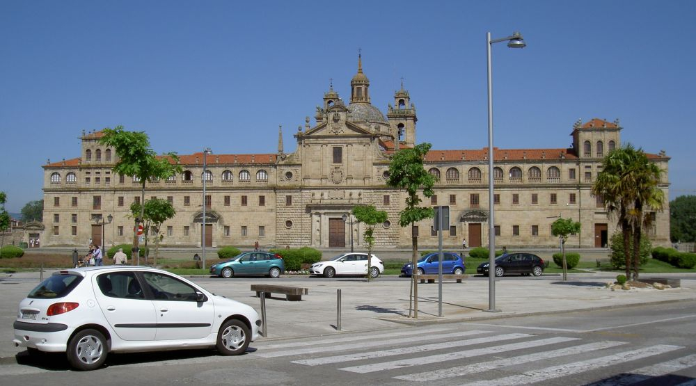 College of Nuestra Señora la Antigua, Monforte de Lemos (Craig Briggs)
