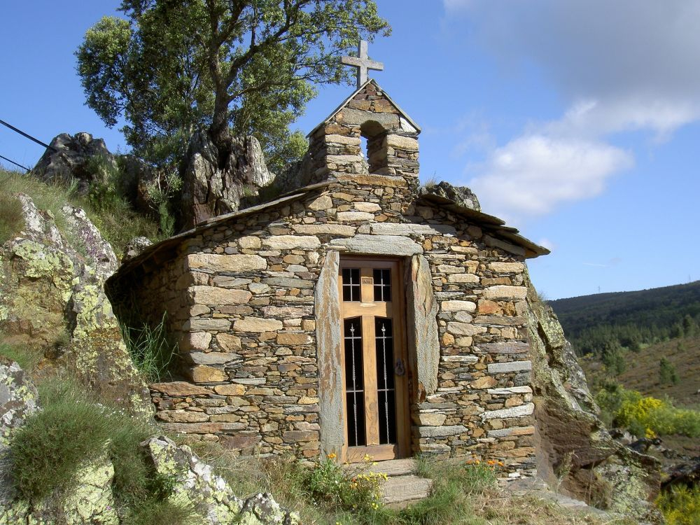 Chapel of San Mauro, Doade (Craig Briggs)