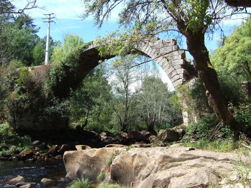 River Avia and Pazos de Arenteiro