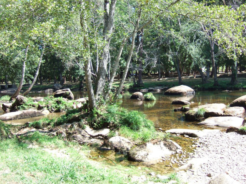 River Avia in Leiro
