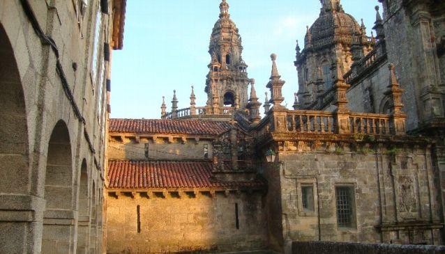 The Pilgrimage Routes to Santiago de Compostela