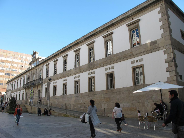 A scene in Vigo
